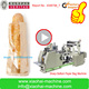 HAS VIDEO Food brown kraft paper bag making machine for Bread,French fries 400 600 900mm length