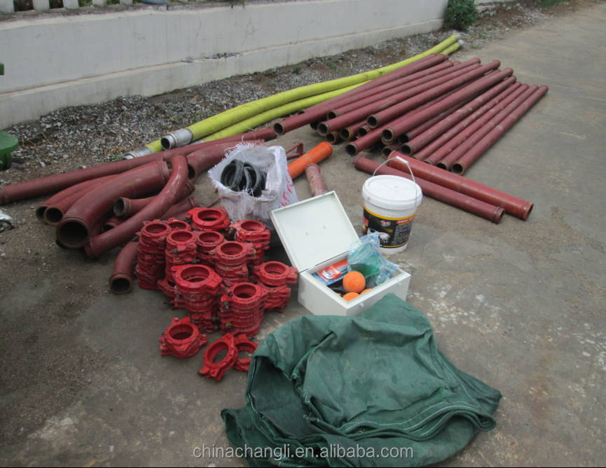 Widely used low price high design concrete pump part