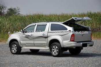 Fiberglass Sport Canopy for Toyota Hilux Vigo & Fiberglass Sport Canopy For Toyota Hilux Vigo - Buy Frp Truck ...