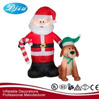 Best seller OEM design inflatable christmas decorations australia from China