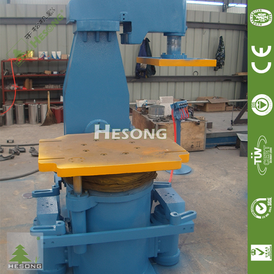 Less Expensive Sand Mould Forming Machines