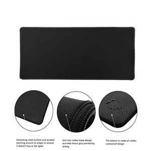 2019 Large Durable MousePads Computer Desk Gaming Mouse Mat
