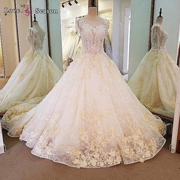 LS0007 Wedding Dress Oem Bride Pictures Elegant Corset Bondage