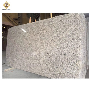 Factory cheap polished 2cm thick tiger skin granite slab