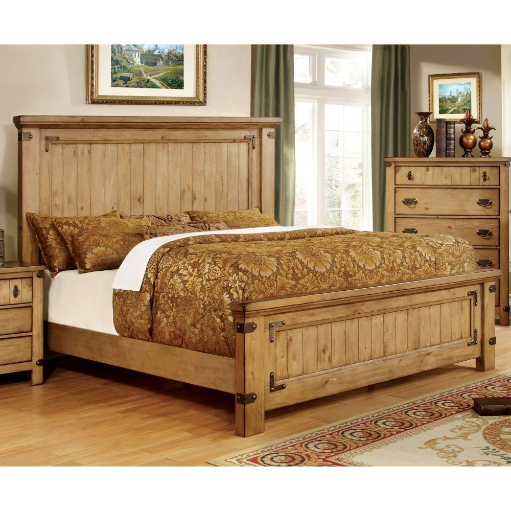 Furniture of America Cauble Bed