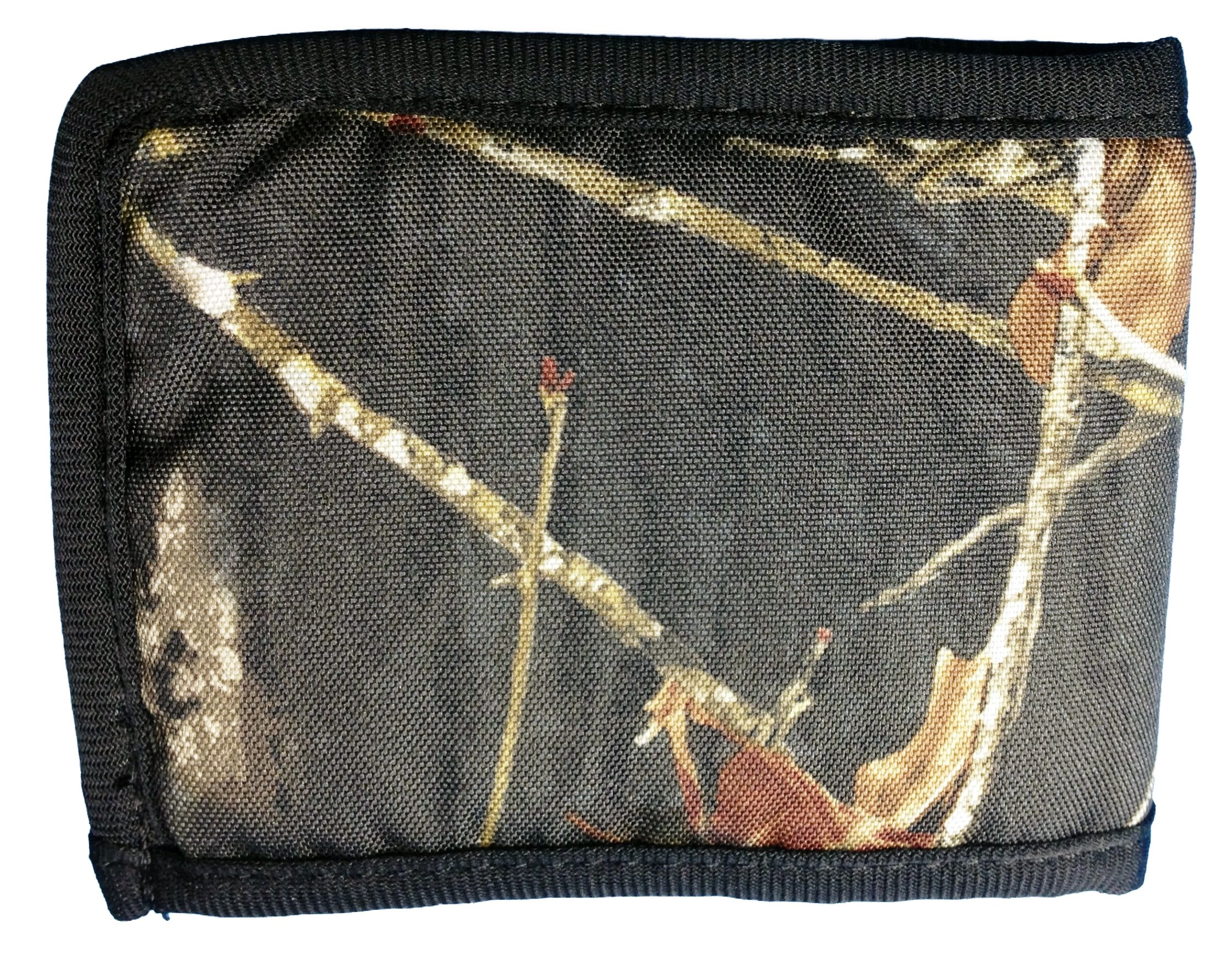 Mens Mossy Oak Camo Bi Fold Wallet Camo Bill Fold for Men Plus a FREE Decal