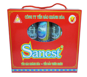 SANEST SOFT DRINK 190ML (sugar free)