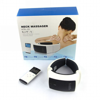 Home and Working Far-Infrared Heating Massager Cervical Neck Massager With Wireless