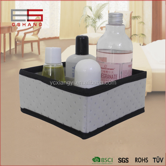 3 layers nonwoven household drawer table organizer