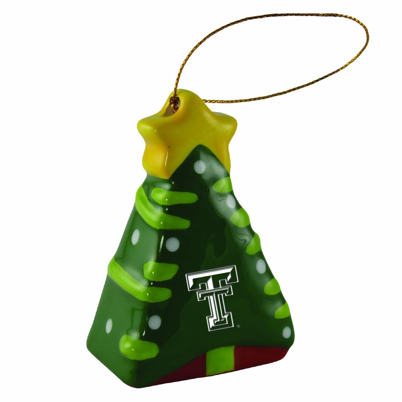 get quotations texas tech university christmas tree ornament - Texas Tech Christmas Decorations
