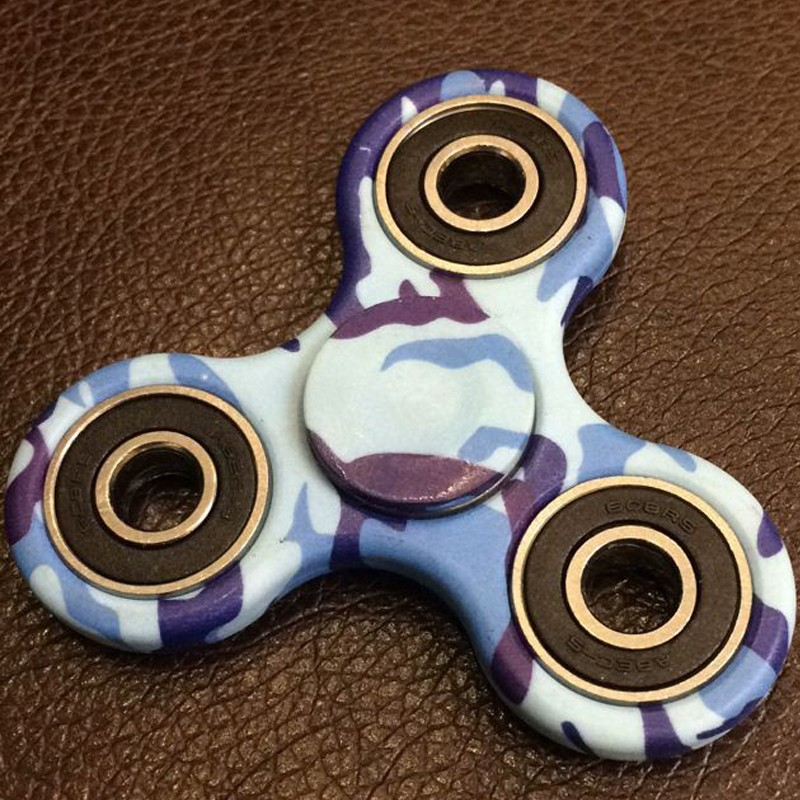 2017 Newest Invention Deep Groove fidget spinner toys