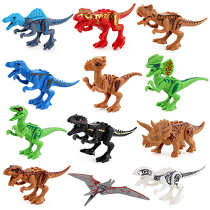 Mini Legoing Jurassic Dinosaur Set Building Blocks