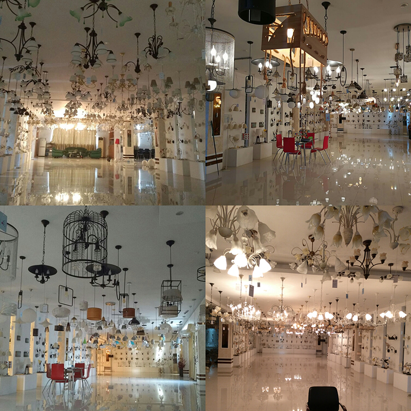 China Lighting Supplier New Product 5 Lights Bedroom Chandelier