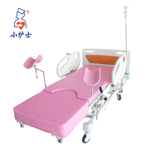 multi-function hospital bed obstetric delivery table gynecological examination chair