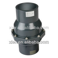 PVC Plastic Irrigation and Building of Check Valve