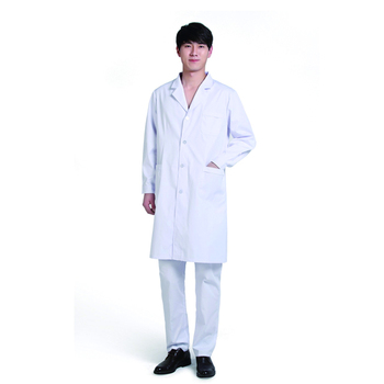 5fa35804205 custom hospital doctors and nurses white cotton medical doctor gowns uniform  china oem factory wholesale