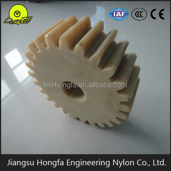 plastic rack and pinion gear for machine tool for sale
