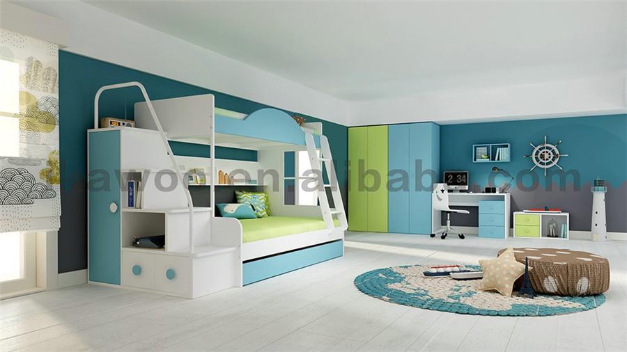 cama litera para nios de madera cama litera triple diapositiva cama litera