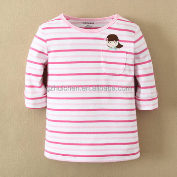 Wholesale Kids Wear Baby Clothing Thailand Kids T Shirts Girls In