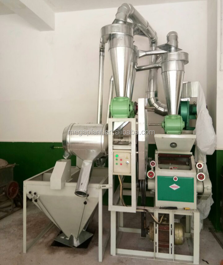 Flour mill machinery processing line wheat flour mill industry