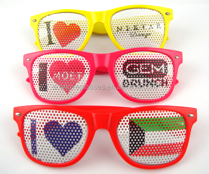 custom logo pinhole sunglasses,promotional sunglasses