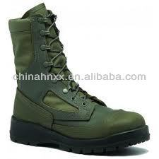 green army boots