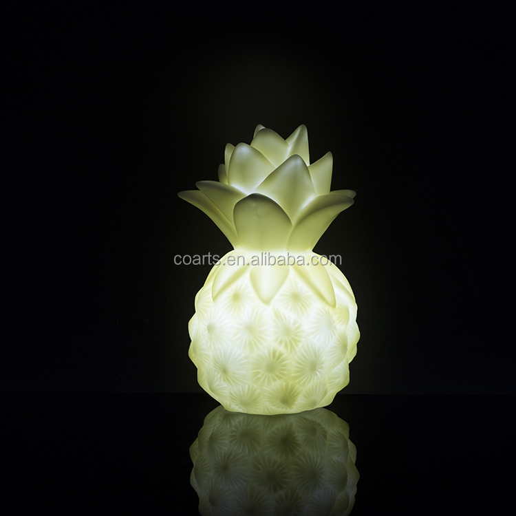 LED night light pretty Unicorn Pear Pineapple LED night light Kids Lamp