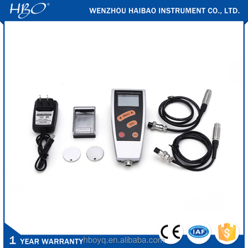 Hc-200 Portable Digital Magnetic And Eddy Current Dual Function ...