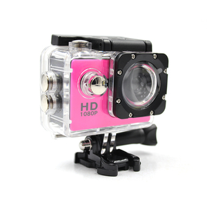2019 Promotion Free Sample 720P Digital Video Camera Sport Action Camera