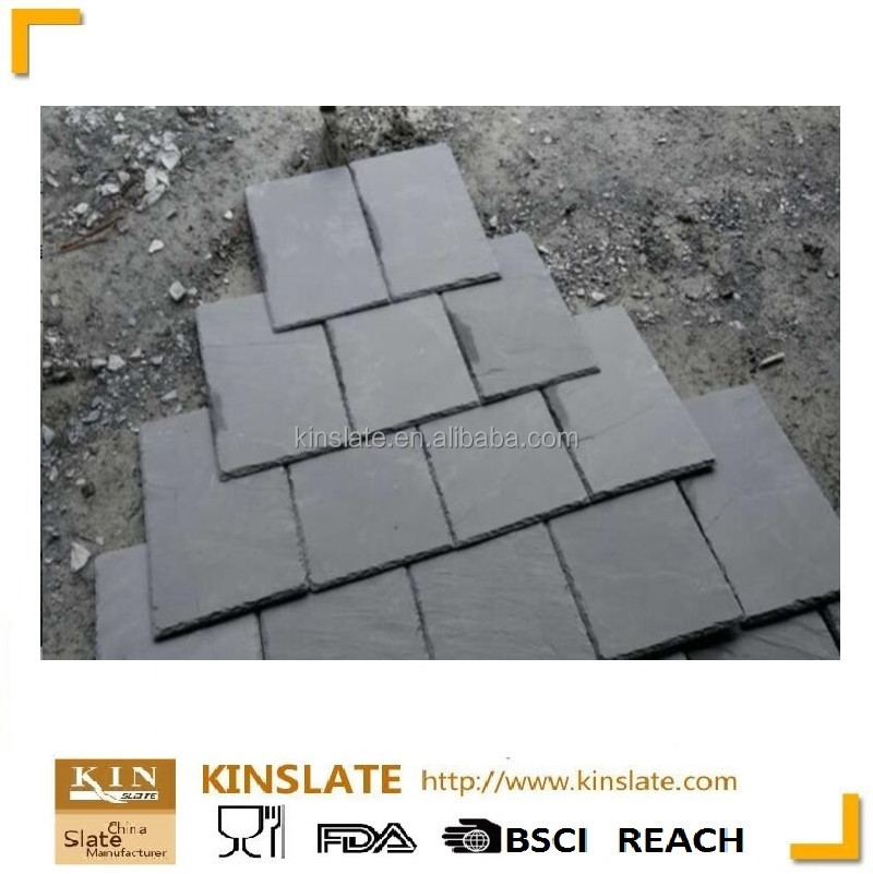 Cheap Grey Slate Roofing Tile for house