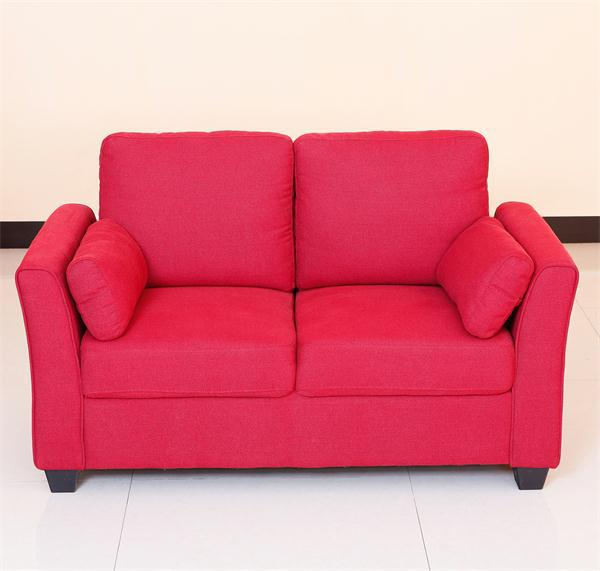 Tall People Furniture Fabric Sofa Set People Lounger Furniture