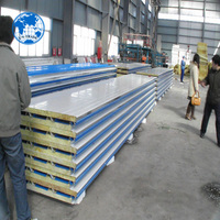 Fast Assembly Mountain Resorts Building Prefabricated House /Eps cement sandwich panel
