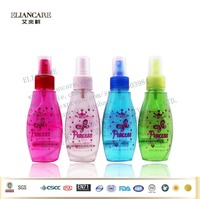 Oem 200ml Scented Body Splash Body Lotion With Ball Shaped Pump ...