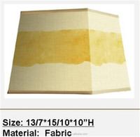 Mass production hospitality High Quality Lampshade for floor lamp table light shade for decor Alibaba wholesale in stock