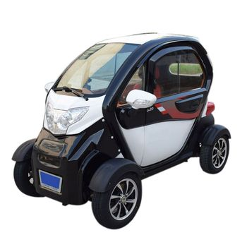 4 Passenger Electric Car Made In China With Ce Buy