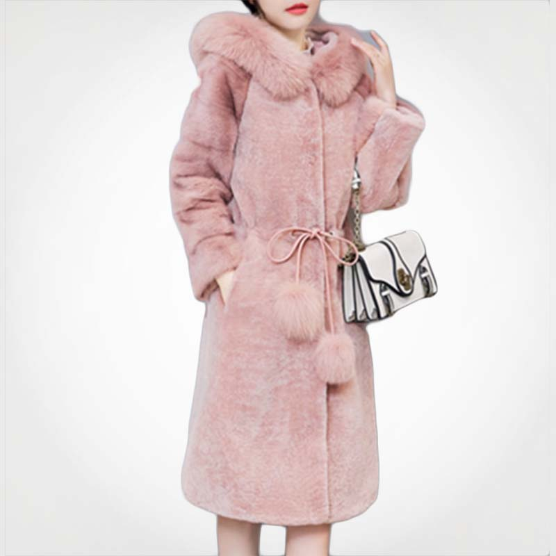 Best Selling Latest Design Perfect Cut Sable Fur Coat Factory