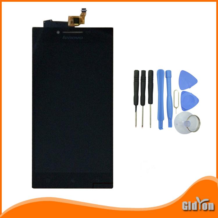 Замена для Lenovo р70 жк-дисплей и сенсорный экран для Lenovo р70 P70-T P70t черный + инструменты