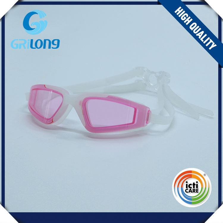 New product OEM design exquisite water sport mirrored optical swimming goggles