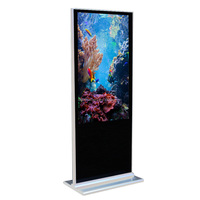 55 inch floor stand digital signage,lcd display,advertising screen