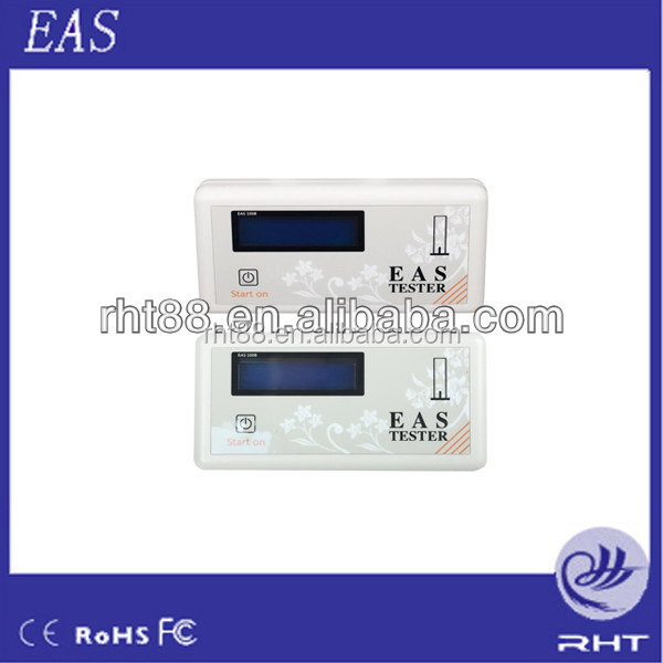 Top grade eas security rf tag sensor frequency tester