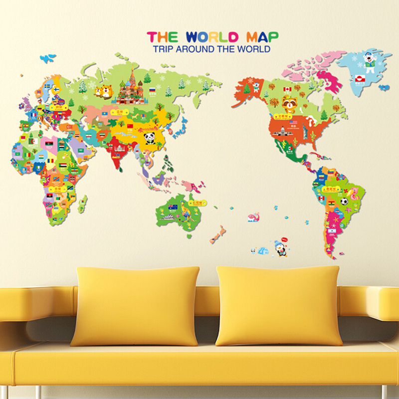 Kids world map kids world map suppliers and manufacturers at kids world map kids world map suppliers and manufacturers at alibaba gumiabroncs Choice Image