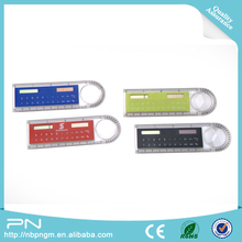 Solar Power 10cm Ruler Calculator for Study
