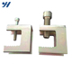 Stainless Steel Slotted Galvanized Strut c channel beam clamp