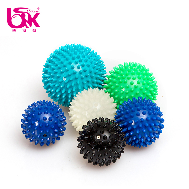 High Quality Small Spike Massage Fitness Ball
