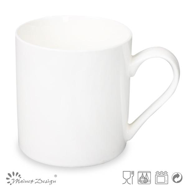 Plain White China Mugs Home
