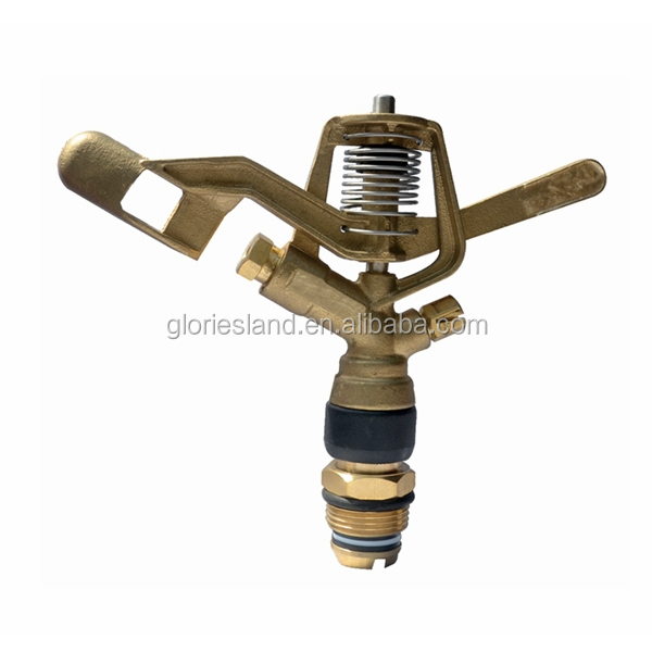 male brass agricultural garden sprinkler for fertigation system irrigation micro spray jet