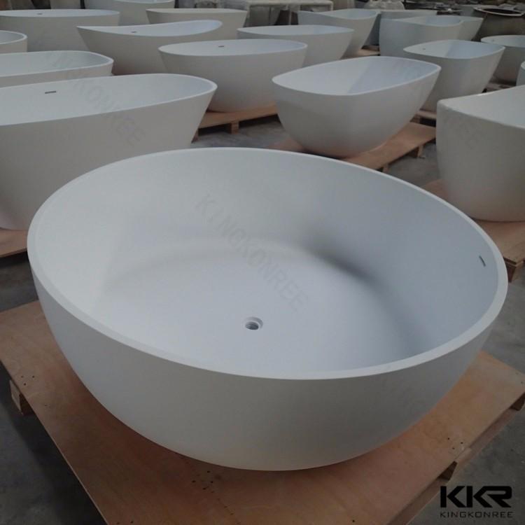Vasca da bagno rotonda dimensioni bagno sanitari usato ...
