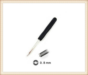 0.8 mm Black Sticks Pentalobe Screwdriver