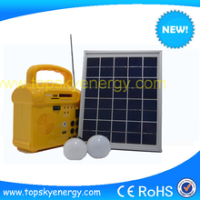 40W Mini Solar Home System, with Phone Charger solar system information in hindi