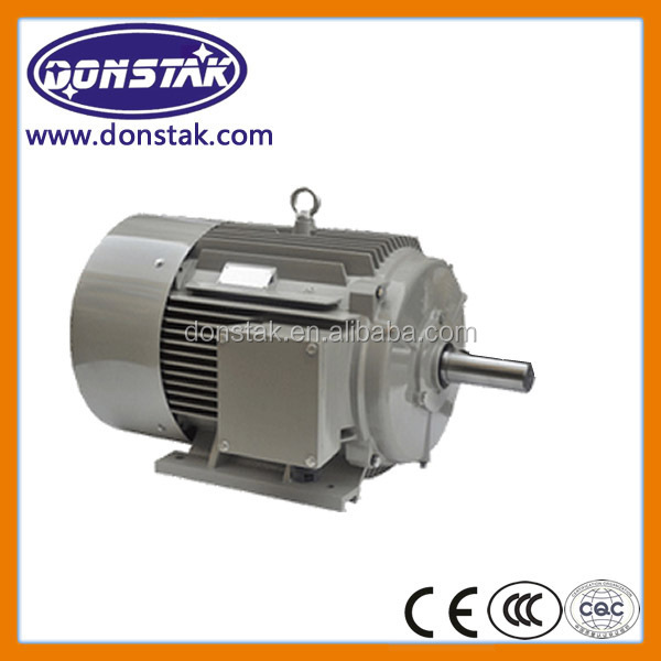 3 Phase 2 Speed Electric Ac Industrial Motor - Buy 2 Speed Motor For ...